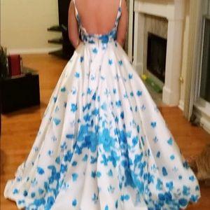 Angela&Alison Prom Dress